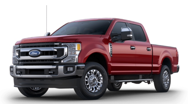 2020 Ford F-250 SD XL Crew Cab 4WD